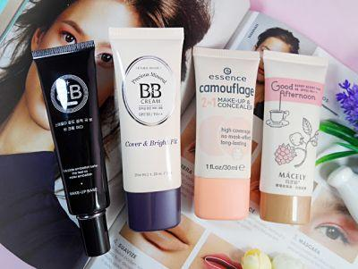 My Favorite BB Creams | Review & Swatches