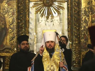 Independent Ukrainian Orthodox Church formalized in Istanbul