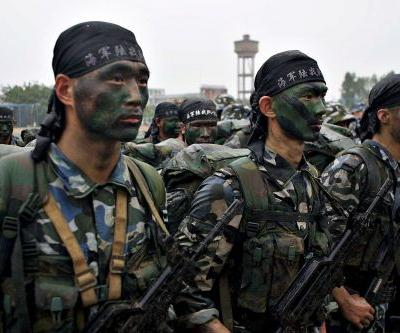Communist China just doubled its number of military troops. is an invasion of America the next chapter in global domination?