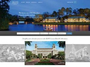 Associated Luxury Hotels International Launches All-New Website With Many New Features