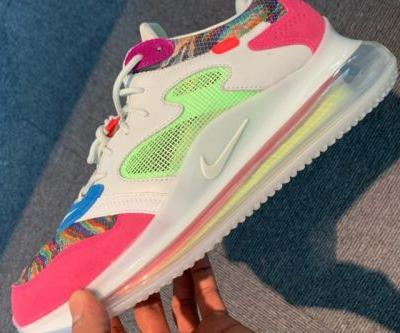 A Better Look at Odell Beckham Jr.'s Nike Air Max 720 Collaboration