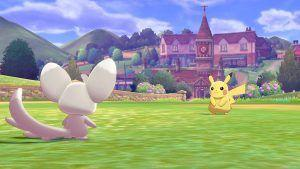 Pokemon Sword And Shield Is Not Reusing 3DS Assets