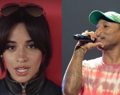 This New Pharrell and Camila Cabello Song Kinda Sounds Like Early N.E.R.D