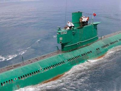 North Korea is reportedly working on a new submarine capable of firing nuclear-armed missiles