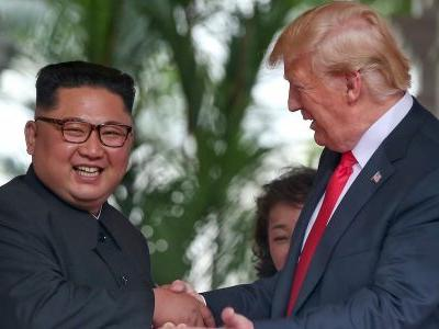 'I just can't leave now': Trump shelves summit with North Korea's Kim Jong Un until after the midterms