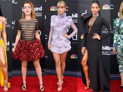 See the Best-Dressed Celebrities at the 2019 Billboard Music Awards