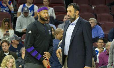 Kings GM: Team passed up better deal for DeMarcus Cousins 2 days ago