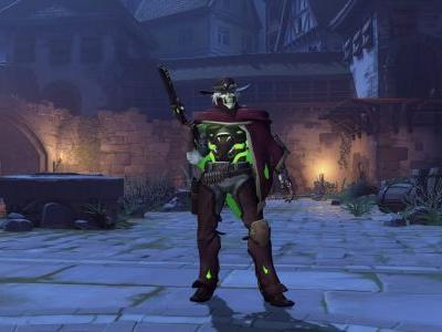 Overwatch Halloween Terror event is live - check out all the new skins
