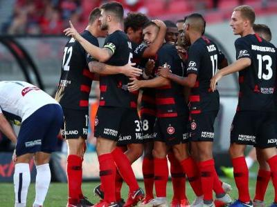 Central Coast in trouble as Western Sydney end winless run