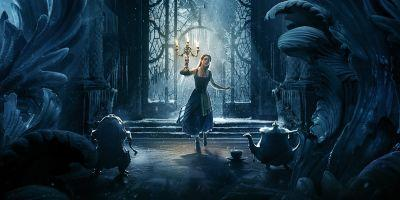 Beauty and the Beast Clip Sings Bonjour to Emma Watson's Belle
