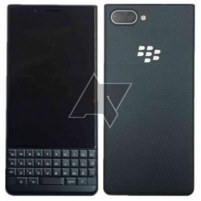 BlackBerry KEY2 LE leak gives a clear look at the upcoming keyboard-clad smartphone