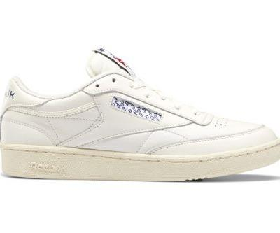 """Reebok's Club C 85 """"TV"""" Captures All the Nostalgic Details of the Court Classic"""