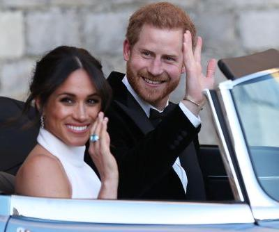 Meghan Markle and Prince Harry's first dance song revealed