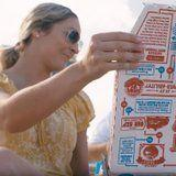 Domino's New Feature Means You Can Get Pizza Delivered Anywhere - Including the Beach!