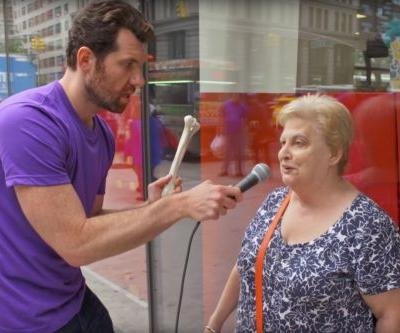 'Billy on the Street' Is Back With Emma Stone, Tiffany Haddish And More