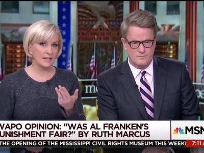 'Morning Joe' host Mika Brzezinski questions the MeToo movement: Do 'all women need to be believed?'