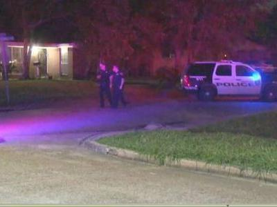 Husband shoots home invasion suspect holding wife at gunpoint