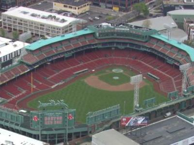 Ahead of Opening Day, vaccination site moving from Fenway to Hynes