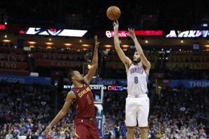 Westbrook ties for 3rd in triple-doubles, Thunder beat Cavs