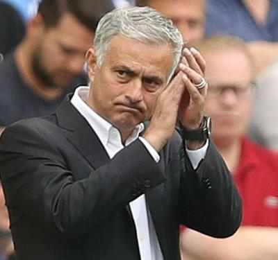 Mourinho admits misfiring Manchester United 'need some time'