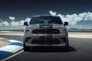 2021 Dodge Durango SRT Hellcat This 710PS Beast Will Only Be Sold For A Year