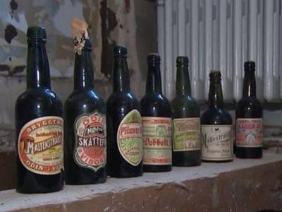 113-Year-Old Beers Found in Brewery Construction Site