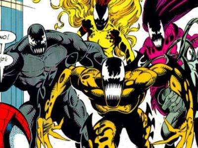 Venom Trailer Reveals Multiple Symbiotes