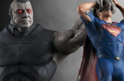 Darkseid Image Unearthed from Zack Snyder's Justice League