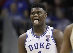 Stop Zion! Duke gets top billing; NC, Virginia, Zags also 1s