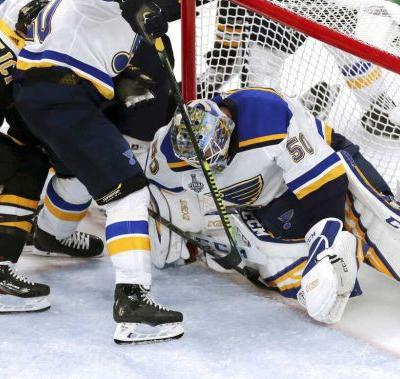 Bruins backs against wall after dropping Game 5 of Stanley Cup to Blues