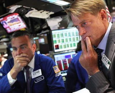 Stocks are getting whacked as global-growth fears mount