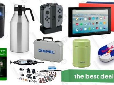 Tuesday's Best Deals: Fire Tablets, Dremel, Portable Projector, and More