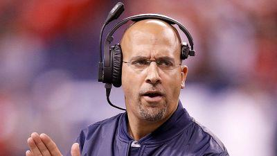 Penn State gives James Franklin new 6-year deal at $5.3M annually