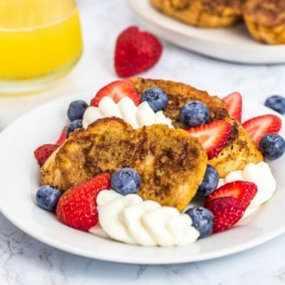 Perfect Summer French Toast