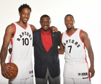 DeMar DeRozan And Kyle Lowry Voice Their Support For Dwane Casey