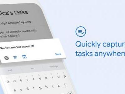 Google Tasks will become a G Suite 'core service' on June 28