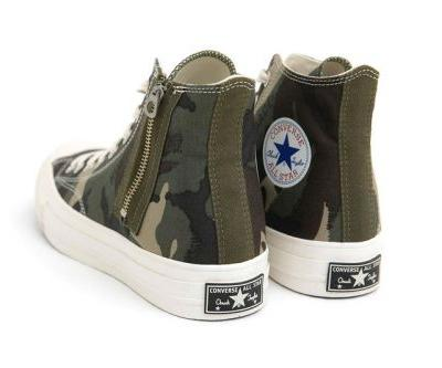 HUMAN MADE Is Back With Another Military-Inspired Chuck Taylor Hi