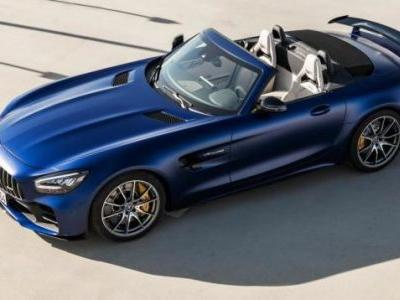 2020 Mercedes-AMG GT R Roadster: Because Nothing Says Summer Like 577 HP