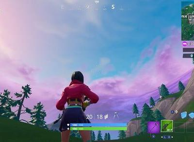 Fortnite season 9, week 3 challenge guide: Throw the flying disc toy and catch it