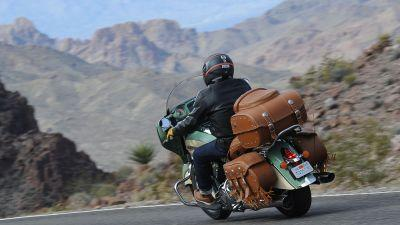 First Ride Review: 2017 Indian Roadmaster Classic