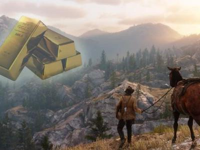 Red Dead Redemption 2 Money Glitch Lets You Duplicate Gold Bars