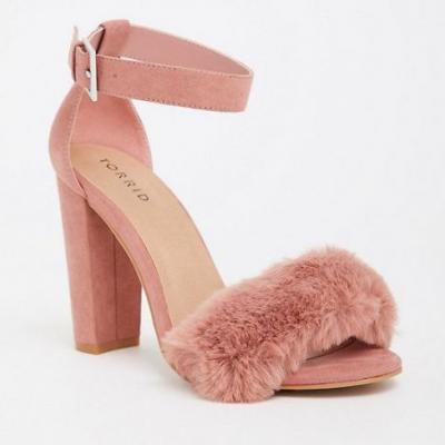 Wide-Fit Statement Shoes Sure to Spice Up Your Valentine's Date Look