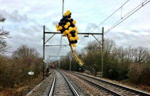 Rise in Helium Balloon Train Delays Prompt Safety Warning