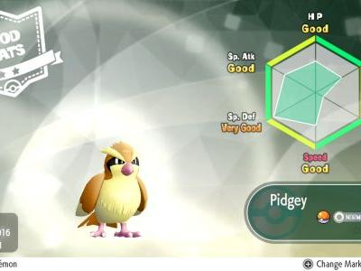 Pokemon Let's Go has a built-in IV checker: how to unlock the Judge function