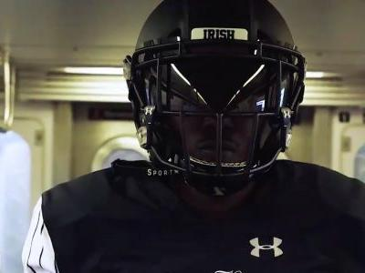 Notre Dame's latest 'Shamrock Series' uniform is as wild as ever and fans are not happy