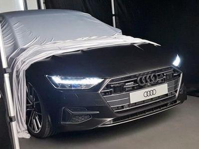 New Audi A7 First Photos, Watch The Reveal Live Here At 1:00PM EST
