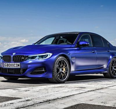 2020 BMW M3 Will Have Pure, Base and Competition Versions With As Much As 500 HP