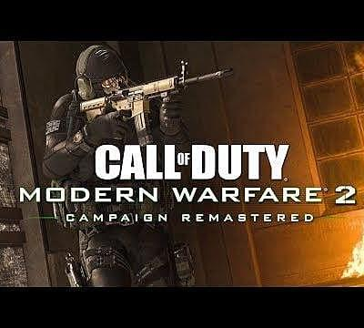 Call of Duty Modern Warfare 2 Remastered Campaign Out Now