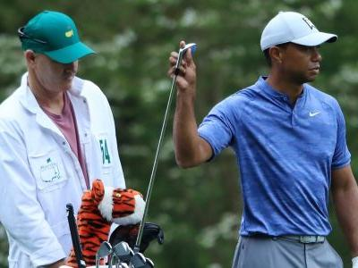 If Tiger Woods wins the Masters, one gambler would pocket $1.2 million