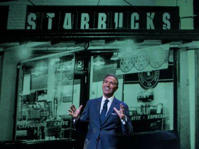 Starbucks CEO Howard Schultz is stepping down - here's his incredible rags-to-riches story